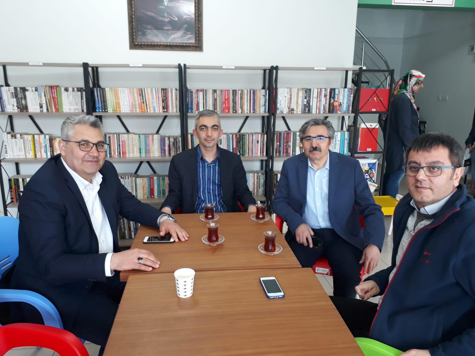 Yazar Ahmet Büke ile... Naci Yengin www.tarihistan.org sitesi için yazdı