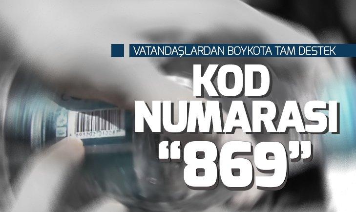 """Yerli Üretim Barkod Numarası: """"868"""", """"869"""" doğru mu?"""