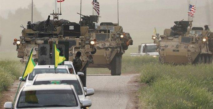 YPG Menbiç'ten tamamen çekildi