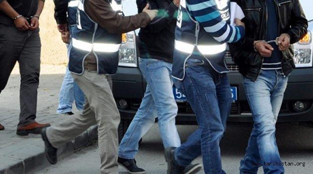Üç Fransız 16 Kişi tutuklandı