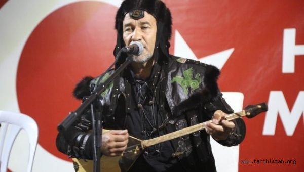 Ünlü sanatçı Arslanbek Sultanbekov, Yunus Emre'nin ilahisini seslendirdi