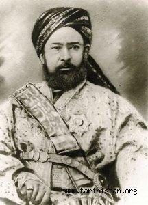 YAKUPHAN BEDEVLET DOĞU TÜRKİSTAN İSLAM DEVLETİ - ( 1820 - 1877)