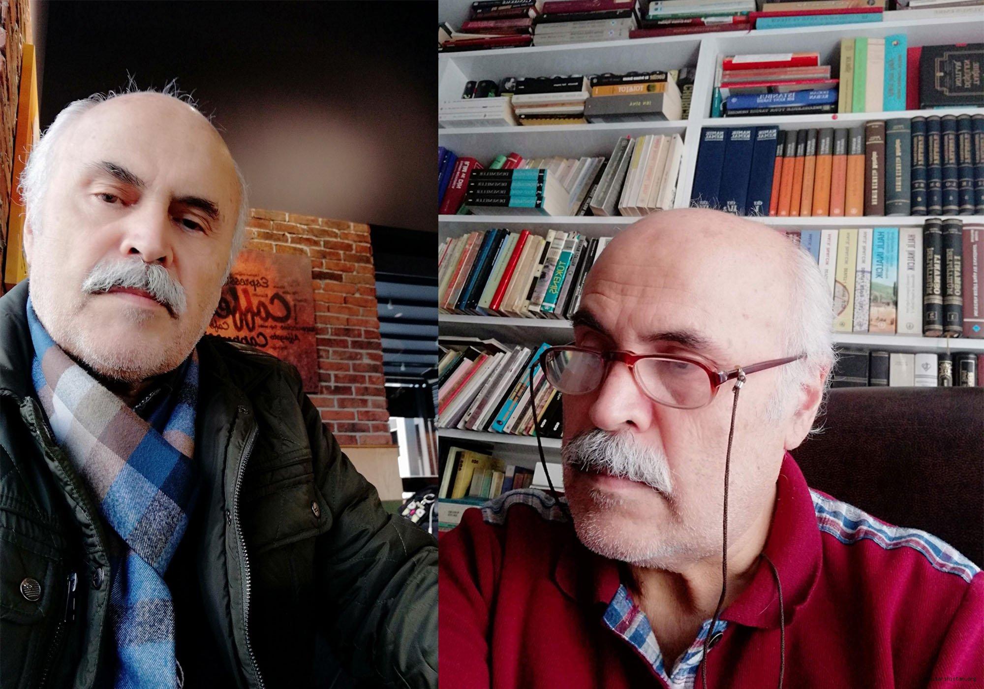 YAZAR, ŞAİR VE EĞİTİMCİ İHSAN KURT'U TANIYALIM