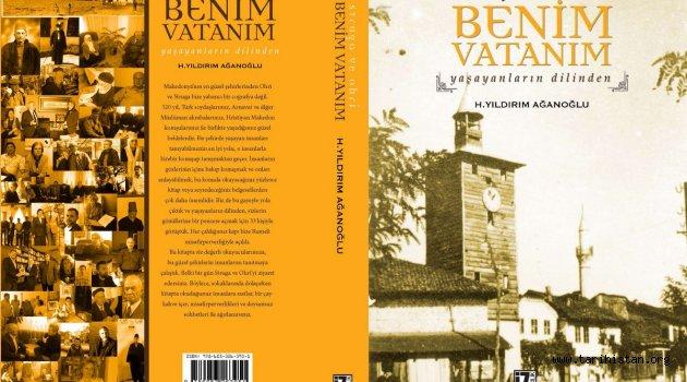 Yazar  H.Yıldırım Ağanoğlu'nun beklenen kitabı yayımlandı