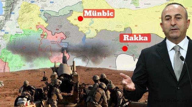 YPG'yi Rakka'ya götüremezsin