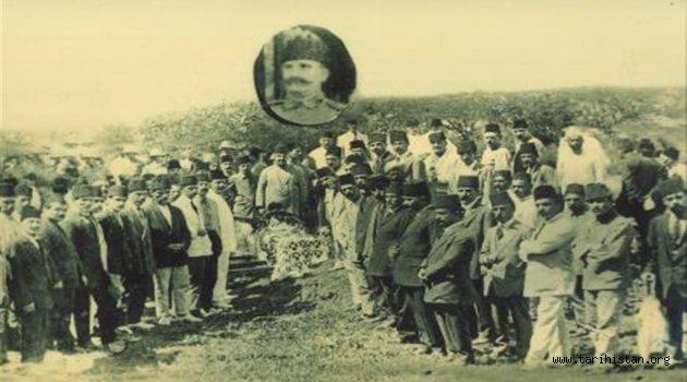 Yunan Arşivlerinde Esir Değişim Fotoğrafları