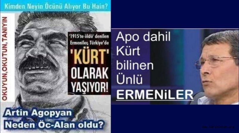Yusuf Hallaçoğlu, Türkiye'de yaşayan ve PKK'lı-Kürt Bilinen Ünlü Ermenileri Açıkladı..!