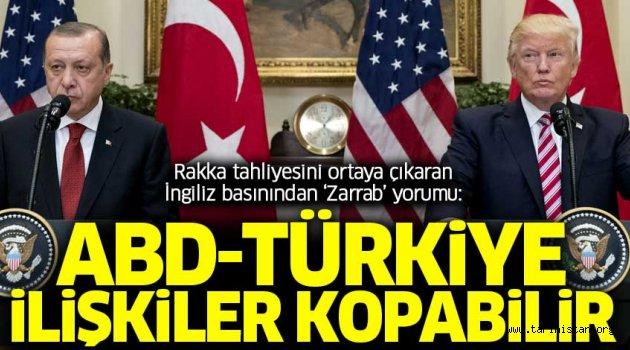 'Zarrab davası ABD-Türkiye ilişkilerini koparabilir'