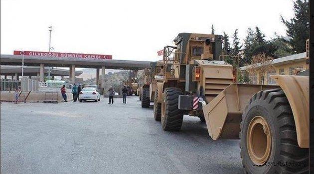 Zeytin Dalı Harekatı'nda meskun mahal hazırlığı
