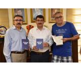 """""""Şehzade Şehir"""" kitabının basın toplantısı"""