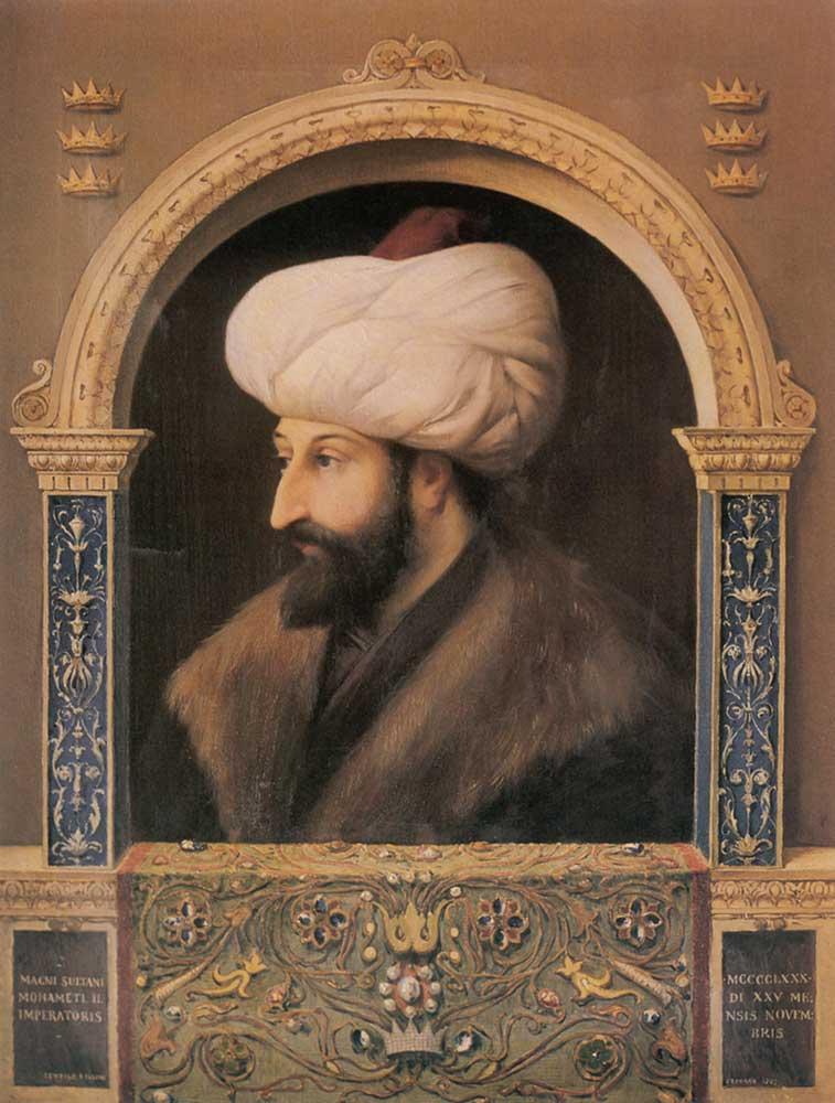 Fatih Sultan Mehmet ve Manisa