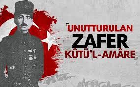 Kut ul Amare Kahramanı Halil Paşa