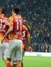 Galatasaray-Shalke Maço golleri