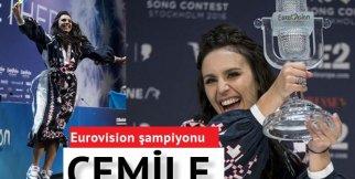 Eurovision birincisi Kırım Türklerinden Cemile