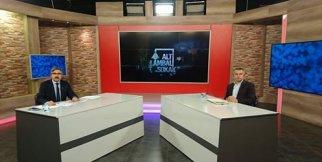 """""""Türkiye, Kıbrıs, Suriye, Rusya ve Kafkaslar""""Konulu Manisa Medya Tv program kaydı. 18 01 2017"""
