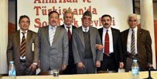 Âlim Han ve Türkistan'da Son Türk Devleti Konferansı