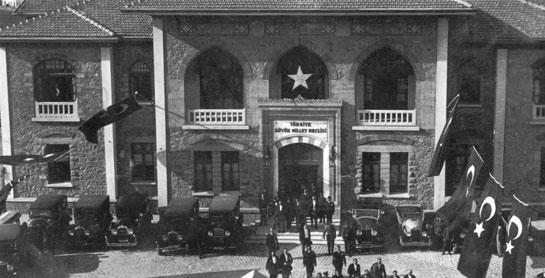 23 Nisan 1920'de Meclisin Açılışına Tanık Olanlar