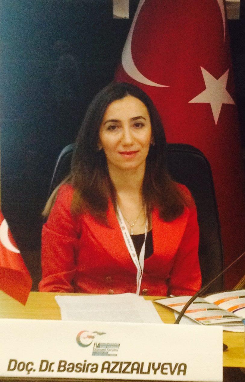 Doç. Dr. Besire AZİZALİYEVA